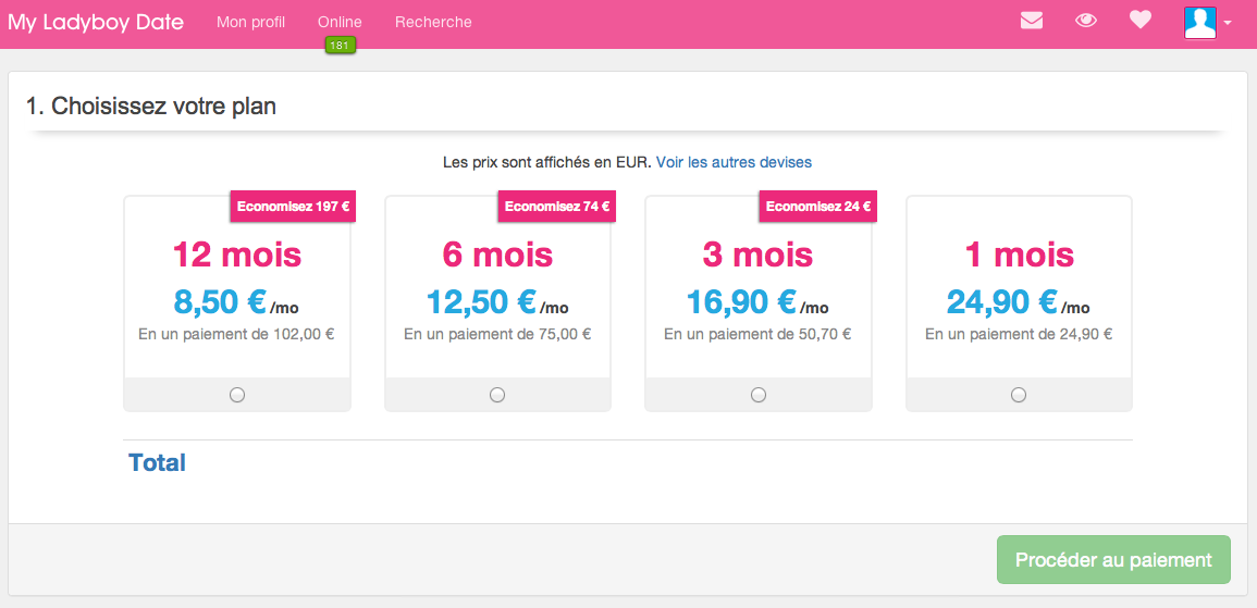 Site rencontre test affinite