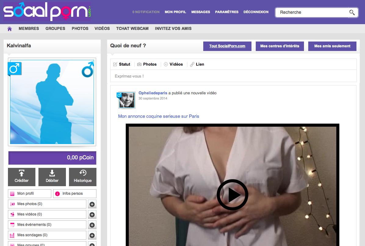 Porn Social Site 54